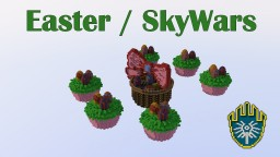 Easter /  SkyWars Map Minecraft Project