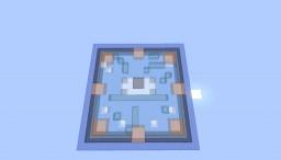 Mini Pixel Art - Guardian Minecraft Project