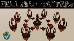HellWars / SkyWars Map Minecraft Project