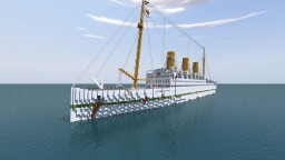 HMHS Lancaster (1942) Minecraft Map & Project