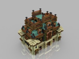 Italian-Gothic House [Download] Minecraft Project