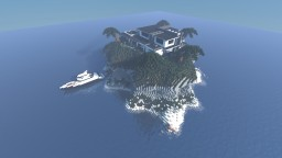 Private Island Minecraft Map & Project