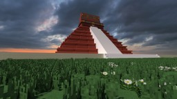 Tikal temple IV Minecraft Map & Project