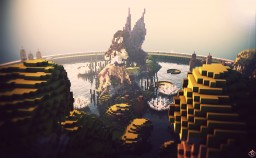 Lonely Sonata - DivineFreebuild flatlands spawn Minecraft Map & Project