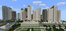 NXUS Modern Architecture Series Minecraft Map & Project
