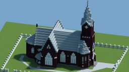 | Gothic Church | Real Life Inspired Minecraft Project