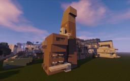 Foster Wheeler ESD III Boiler Minecraft Map & Project