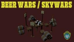 BeerWars / SkyWars Map Minecraft Map & Project
