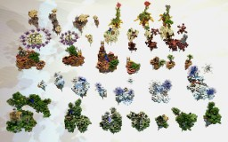 38 SkyBlock starter islands Minecraft Map & Project