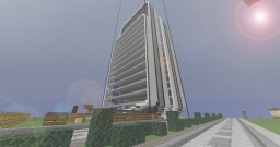 Skyscraper And Mall Minecraft Map & Project