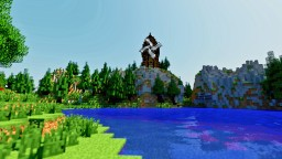 Little Peacefull Place Minecraft Map & Project