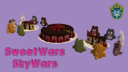 SweetWars / SkyWars Map Minecraft Project
