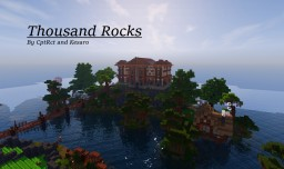 Thousand Rocks [WIP] Minecraft Map & Project