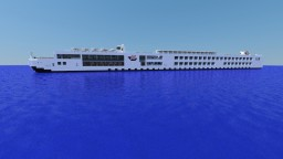 Viking Eagle Costum river cruise ship (Ex Viking Atla) Minecraft Map & Project