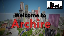 City of Archire - A modern Minecraft City Minecraft