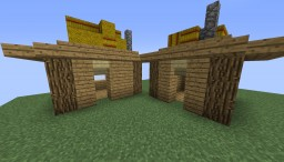 Y wood House Minecraft Project