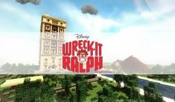 Wreck It ralph Minecraft Map & Project