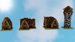 Medieval House Pack [Free]