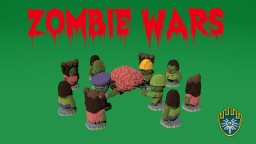 Zombie Wars / SkyWars Map Minecraft Project