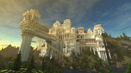Sunset Palace Minecraft