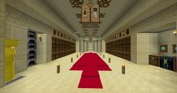 sandstone castle survival world Minecraft Map & Project