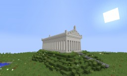 Parthenon Temple Minecraft