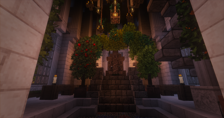 The Elven Lords Throne