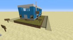 Mumbo's bright new car Minecraft Map & Project