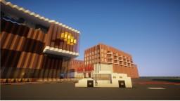 Eemplein, Amersfoort. Dutch square Minecraft Project