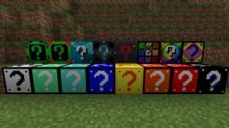 LuckyBlocksV.2 Minecraft Texture Pack