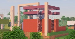 A.M Red Minecraft Map & Project