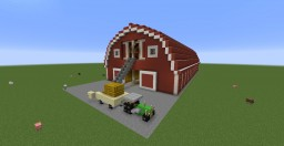 Farm Warehouse Minecraft Map & Project