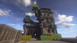Medieval World Server Build (15k x 15k) [NEEDING HELP] Minecraft