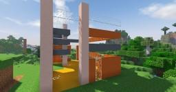 A.M Orange Minecraft Map & Project
