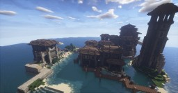 Paradiso dell'Adriatico Minecraft Map & Project