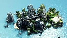Sunheart Isles - Spawn Minecraft Map & Project