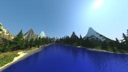 Teratoria | A mountainous landscape Minecraft Map & Project