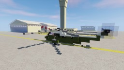 "Sikorsky VH-3D ""Marine One"" 1,5:1 Minecraft Project"