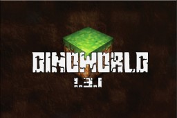 DinoWorld 1.3.1 Minecraft Texture Pack