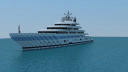 Super Yacht 'doscientos' Minecraft Project