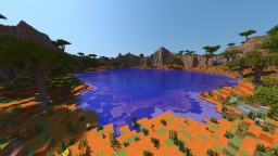 Africania | An african landscape Minecraft Map & Project