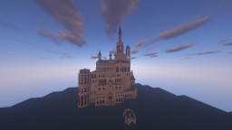 Fantasy kings palace Minecraft Map & Project