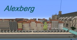 Alexberg - A Realistic City Minecraft Project