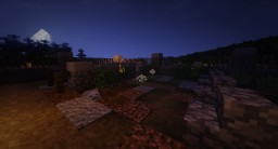Old Cemetery Minecraft Map & Project