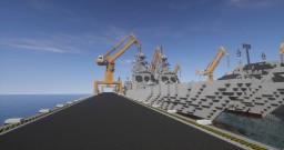 Navy port V.2 Minecraft Project