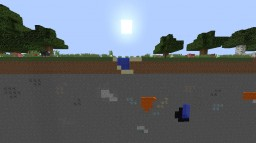 Minecraft 2D [WORLD] Minecraft