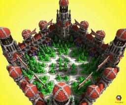 Server HUB by PixelArts Minecraft Project