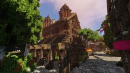 Noble Residence - Astapor - AmaniaCraft Minecraft Project