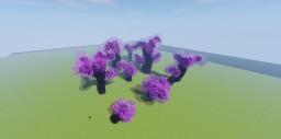 Tree Pack - Dark themed Minecraft