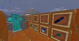 Blue Dagger Pack Minecraft Texture Pack